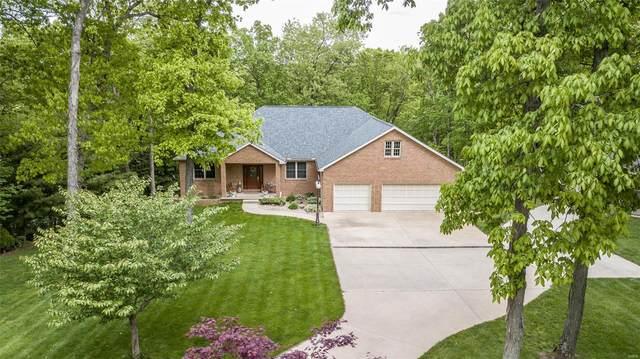 364 Westlake Trail, LITCHFIELD, IL 62056 (#21016840) :: Parson Realty Group