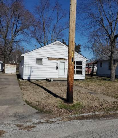 106 E Adams Street, DUQUOIN, IL 62832 (#21016846) :: RE/MAX Vision