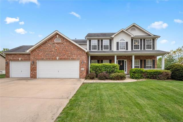 3109 Roan Hill Drive, Belleville, IL 62221 (#21016852) :: Tarrant & Harman Real Estate and Auction Co.