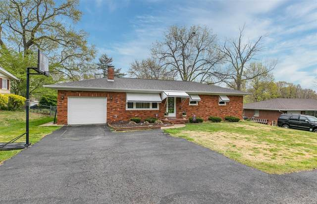10 Jupiter Drive, Swansea, IL 62226 (#21016862) :: St. Louis Finest Homes Realty Group