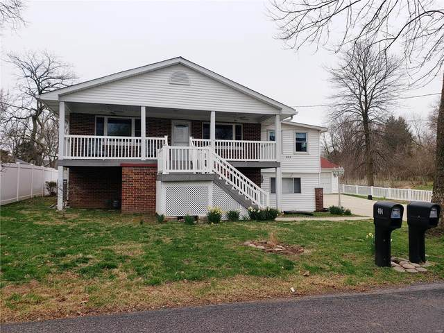 404 Giofre Ave, Maryville, IL 62062 (#21016913) :: Tarrant & Harman Real Estate and Auction Co.