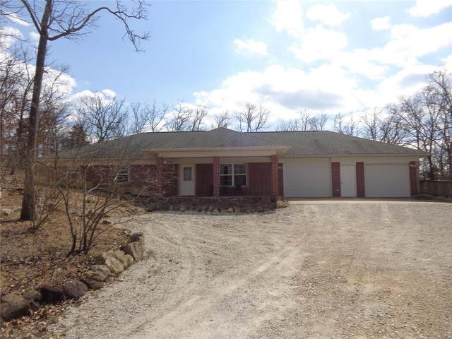 10300 County Road 5260, Rolla, MO 65401 (#21017042) :: Parson Realty Group