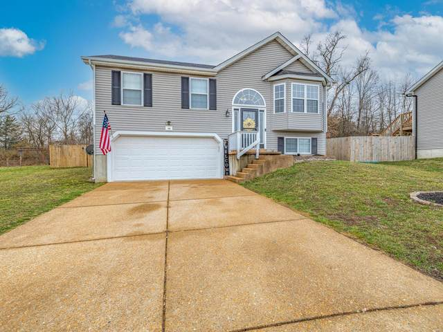 1683 Waters Edge Way, Pevely, MO 63070 (#21017075) :: Parson Realty Group