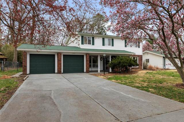 12416 Highlife, St Louis, MO 63146 (#21017096) :: Clarity Street Realty