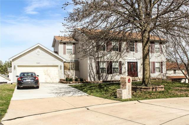 3933 Sport Of Kings Road, Florissant, MO 63034 (#21017135) :: Clarity Street Realty