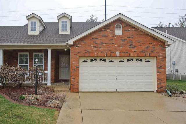 1611 Mont Vista Avenue, Godfrey, IL 62035 (#21017159) :: Tarrant & Harman Real Estate and Auction Co.