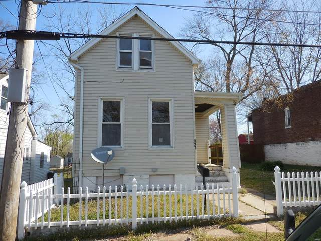 327 Weiss Avenue, St Louis, MO 63125 (#21017213) :: RE/MAX Vision