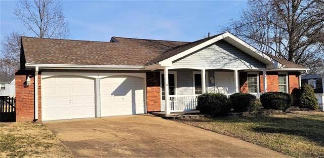 2 Somme Court, Manchester, MO 63021 (#21017282) :: The Becky O'Neill Power Home Selling Team