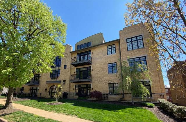 7518 Parkdale Avenue #101, Clayton, MO 63105 (#21017308) :: Clarity Street Realty