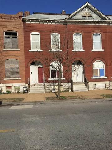 4302 N Florissant Avenue, St Louis, MO 63107 (#21017341) :: Hartmann Realtors Inc.