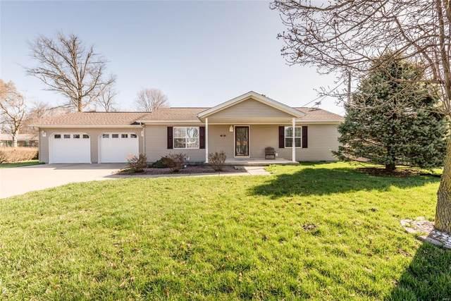 3019 Nebs Drive, Belleville, IL 62226 (MLS #21017414) :: Century 21 Prestige