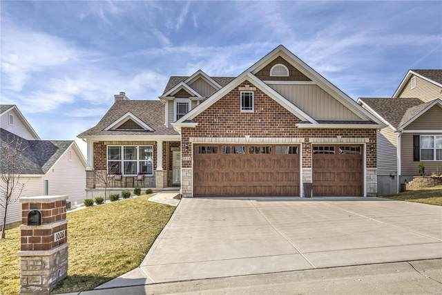 1026 Remington Dr, Imperial, MO 63052 (#21017421) :: Parson Realty Group