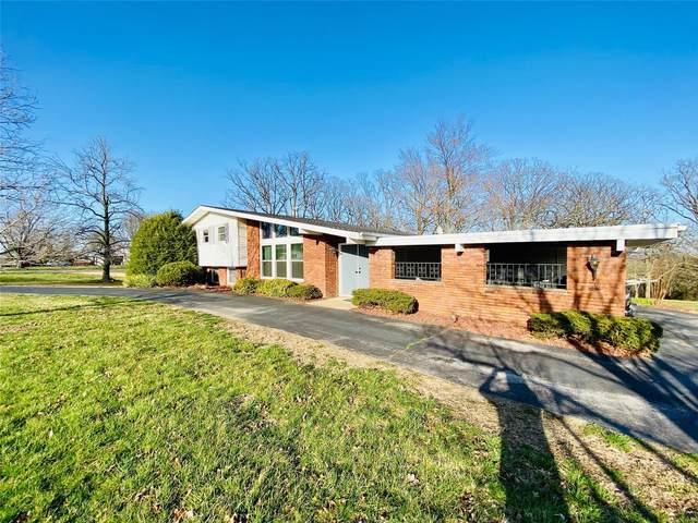 806 Crawford, Sullivan, MO 63080 (#21017428) :: Mid Rivers Homes