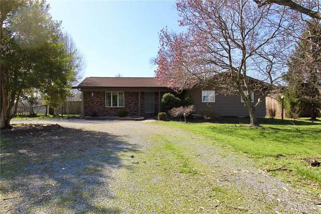 123 Rt 37, WEST FRANKFORT, IL 62896 (#21017472) :: Fusion Realty, LLC