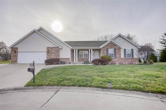 7 Seventh Green Court, Belleville, IL 62220 (#21017490) :: Parson Realty Group