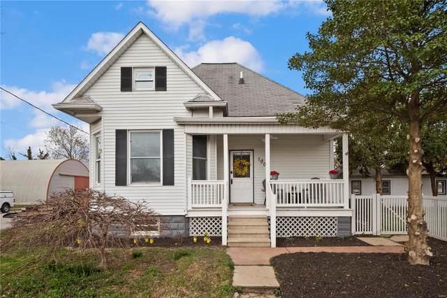 100 S Jefferson Street, Mascoutah, IL 62258 (#21017492) :: Century 21 Advantage