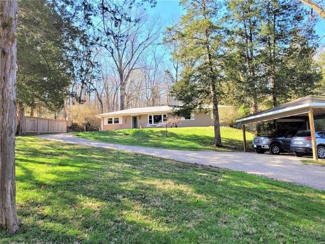5 Cedar Glade Lane, Byrnes Mill, MO 63025 (#21017502) :: Clarity Street Realty