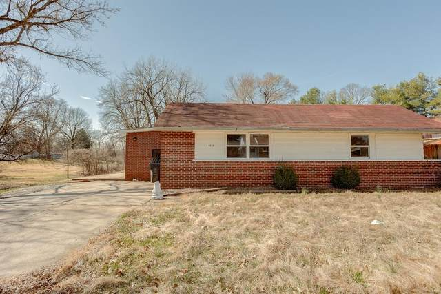 4458 W Washington Street, Belleville, IL 62226 (#21017514) :: Clarity Street Realty