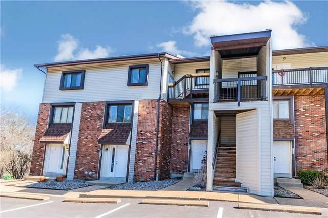 3113 Broken Oak Apt C, Oakville, MO 63129 (#21017539) :: PalmerHouse Properties LLC