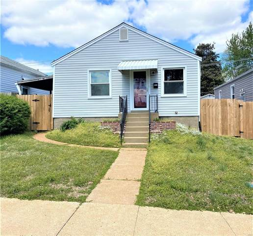 6737 Wise Avenue, St Louis, MO 63139 (#21017567) :: Clarity Street Realty