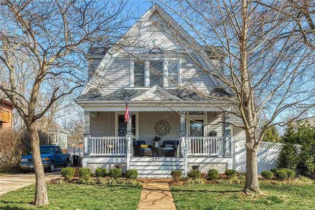 237 W Jefferson Avenue, St Louis, MO 63122 (#21017575) :: RE/MAX Vision