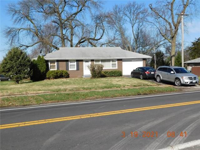 5801 Bermuda Drive, St Louis, MO 63121 (#21017637) :: Clarity Street Realty