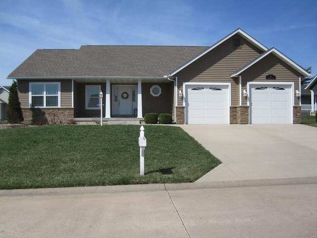 4 Mcdanel Place, Jerseyville, IL 62052 (#21017645) :: Parson Realty Group