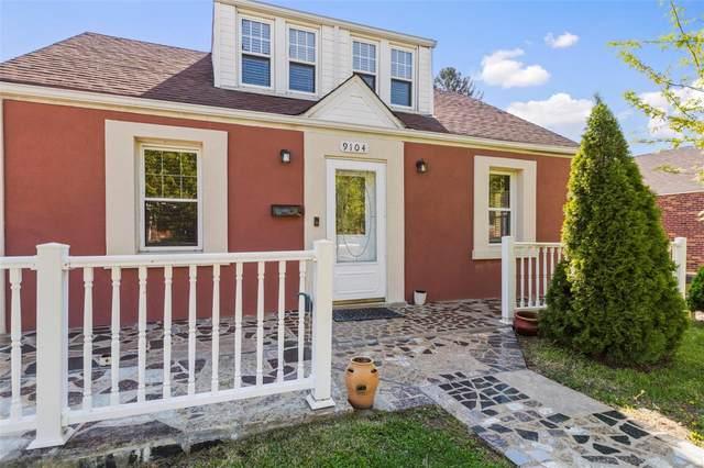 9104 Dana Avenue, St Louis, MO 63123 (#21017720) :: PalmerHouse Properties LLC