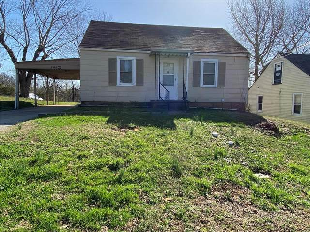 1410 Perry Avenue, Cape Girardeau, MO 63701 (#21017761) :: Clarity Street Realty