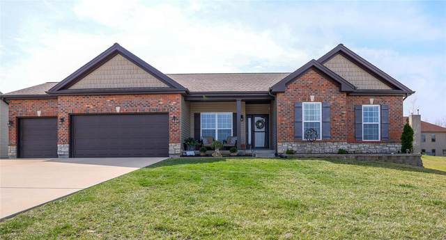 2334 Fire Crest Court, Washington, MO 63090 (#21017763) :: Parson Realty Group
