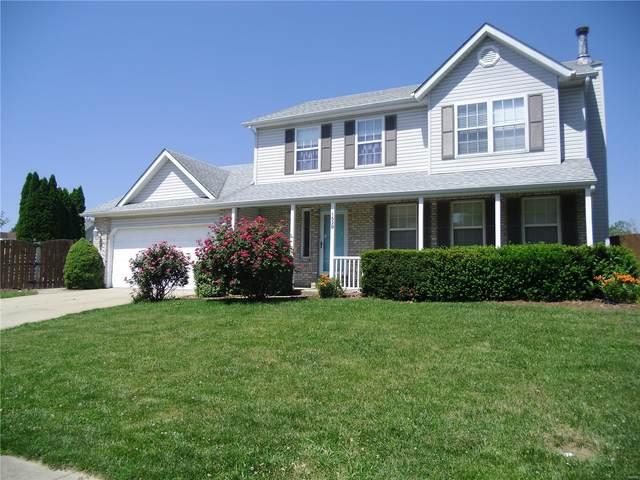 1529 Lincoln Farm Road, O'Fallon, IL 62269 (#21017807) :: Tarrant & Harman Real Estate and Auction Co.