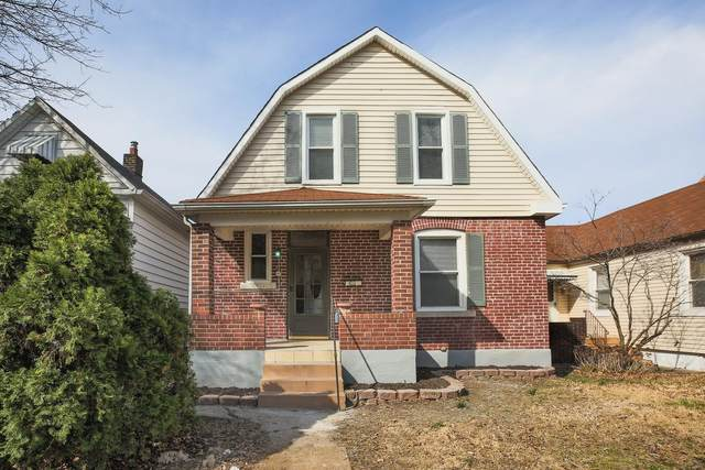 5135 Dresden Avenue, St Louis, MO 63116 (#21017822) :: Clarity Street Realty
