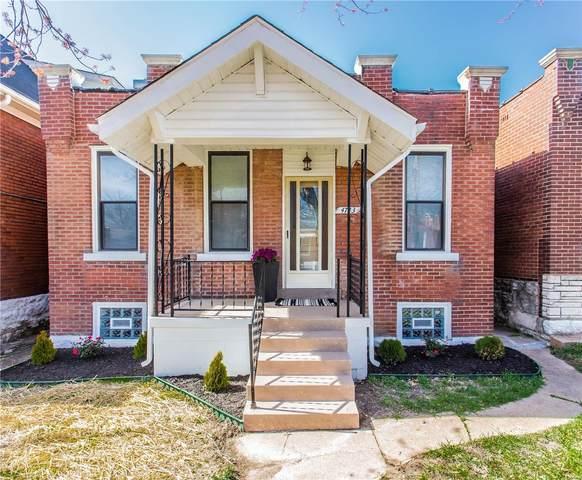 4743 Newport Avenue, St Louis, MO 63116 (#21017840) :: Clarity Street Realty