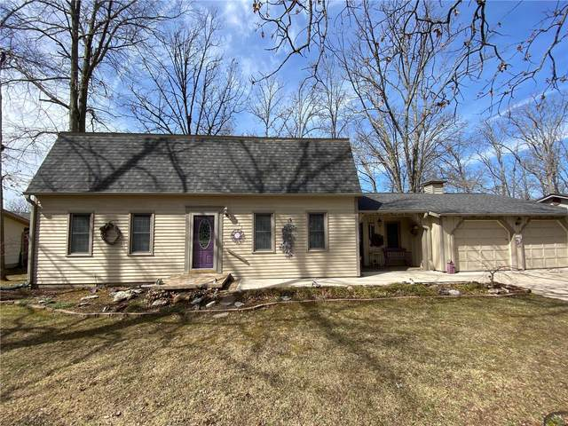 1235 W Crest Drive, Houston, MO 65483 (#21017861) :: Parson Realty Group