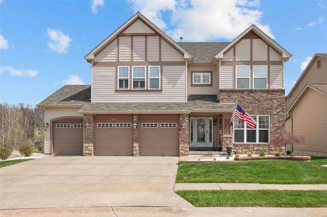 2204 Bay Tree Drive, Saint Peters, MO 63376 (#21017873) :: RE/MAX Vision