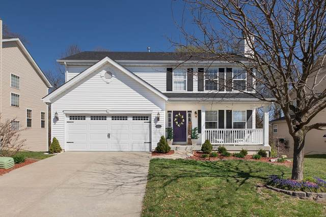 6821 Manchester Dr, Maryville, IL 62062 (#21017875) :: Tarrant & Harman Real Estate and Auction Co.