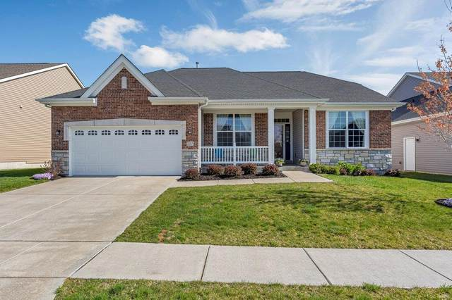 217 Montrose Court, O'Fallon, MO 63368 (#21017904) :: St. Louis Finest Homes Realty Group