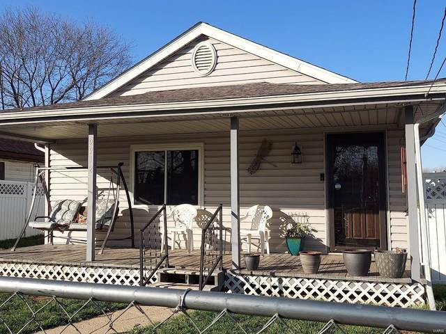 2912 Roosevelt Avenue, Granite City, IL 62040 (#21017917) :: Parson Realty Group