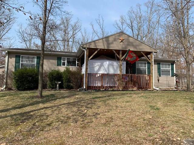 1433 Hwy Cc, Monroe City, MO 63456 (#21017964) :: Parson Realty Group