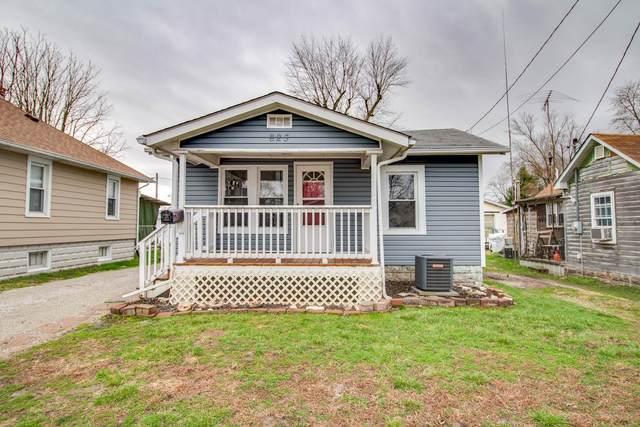 823 Cherry Street, East Alton, IL 62024 (#21017995) :: Clarity Street Realty