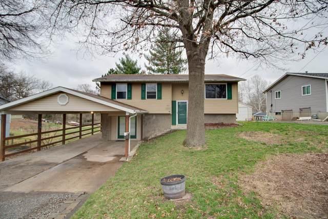 543 Grant, Bethalto, IL 62010 (#21018023) :: Tarrant & Harman Real Estate and Auction Co.