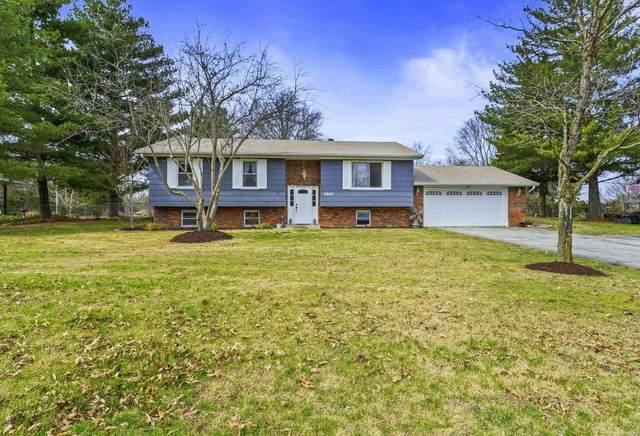 5945 Cedar, Cedar Hill, MO 63016 (#21018048) :: Clarity Street Realty
