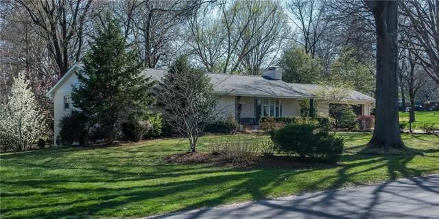 10210 Winwood Drive, Ladue, MO 63124 (#21018062) :: Kelly Hager Group | TdD Premier Real Estate
