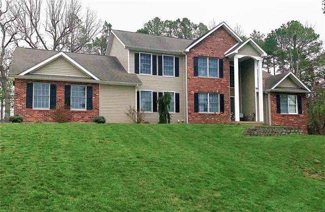 11970 Pine Forest Drive, Rolla, MO 65401 (#21018072) :: Clarity Street Realty