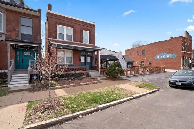 4466 Chouteau Avenue, St Louis, MO 63110 (#21018093) :: Terry Gannon | Re/Max Results