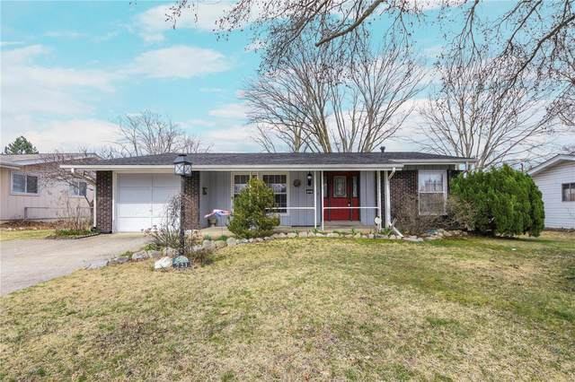 721 Coach Light Lane, Hazelwood, MO 63042 (#21018105) :: Terry Gannon | Re/Max Results