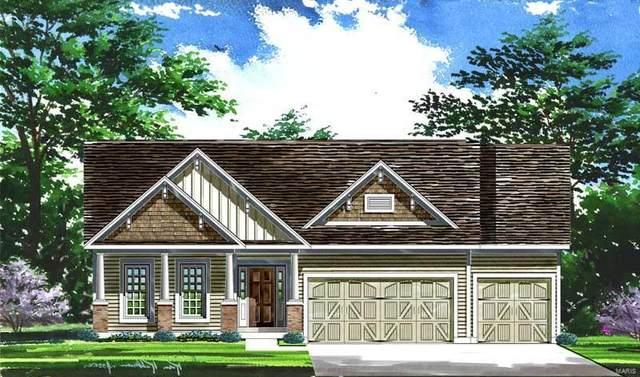 1323 Bloomfield (Sierra) Drive, Eureka, MO 63025 (#21018112) :: Krista Hartmann Home Team