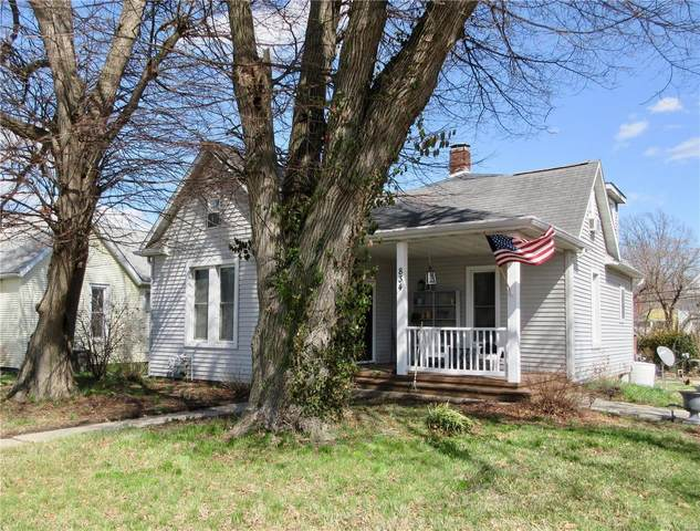 834 Hale Avenue, Edwardsville, IL 62025 (#21018113) :: Reconnect Real Estate
