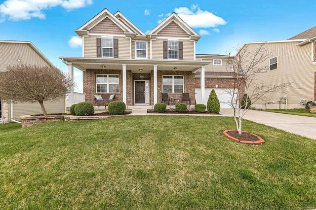 2138 Preston Woods Parkway, Lake St Louis, MO 63367 (#21018159) :: St. Louis Finest Homes Realty Group