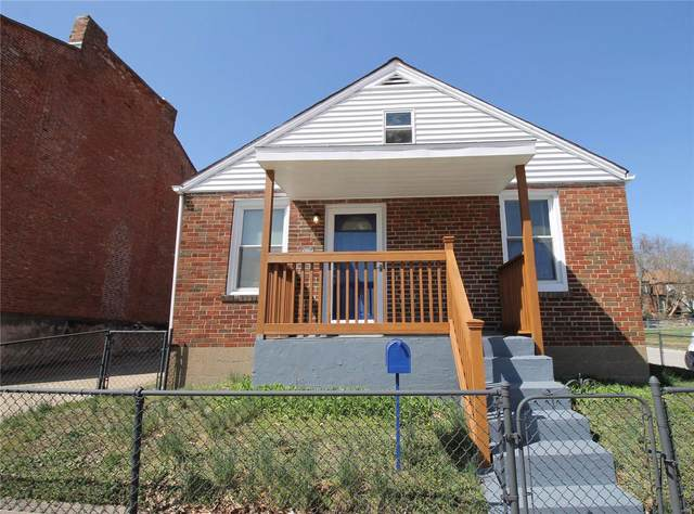 7001 Minnesota Avenue, St Louis, MO 63111 (#21018185) :: Clarity Street Realty